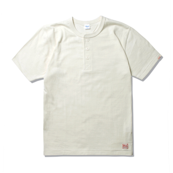 Prestons Henly Tee [Ivory]