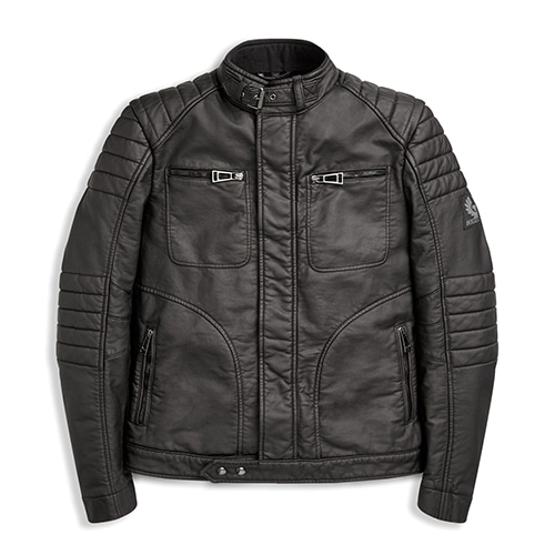 BELSTAFF Weybridge Jacket - BLACK