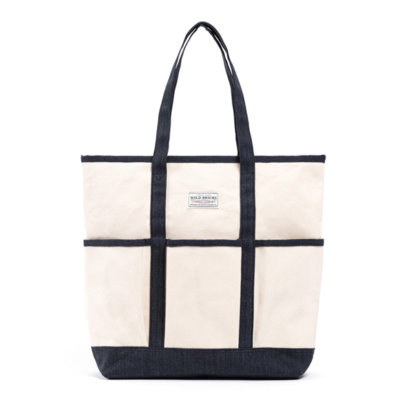 WILDBRICKS - GARDEN BAG (navy)