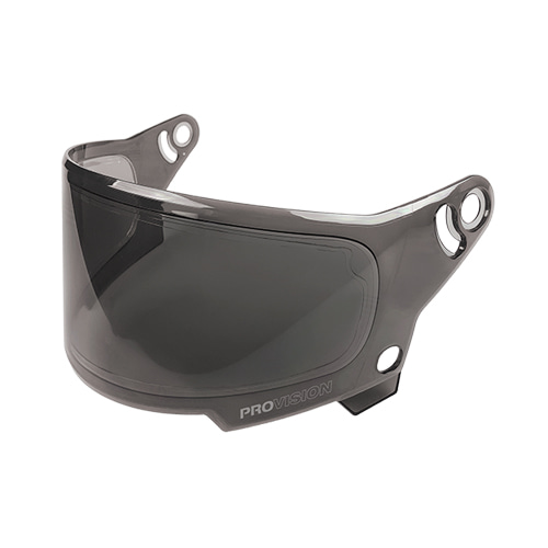 [벨 엘리미네이터 헬멧 쉴드] BELL ELIMINATOR  PROVISION SHIELD DARK SMOKE