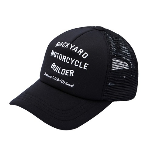 [백야드빌더 매쉬 볼캡] Backyard builder - MOTOCYCLE MESH CAP