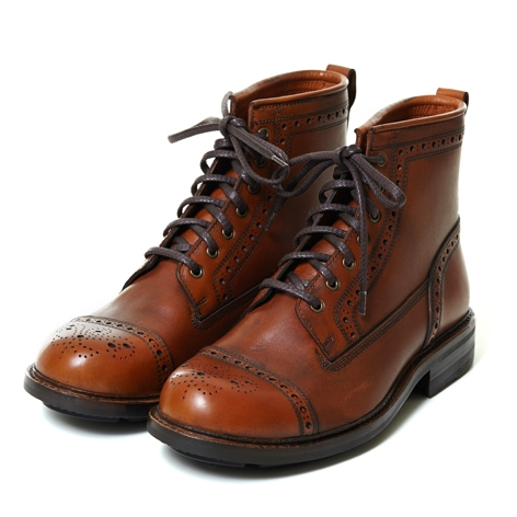 [THE KLAXON] ARGO BOOTS BROWN