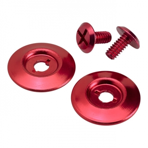 Gringo S Hardware Kit - Red