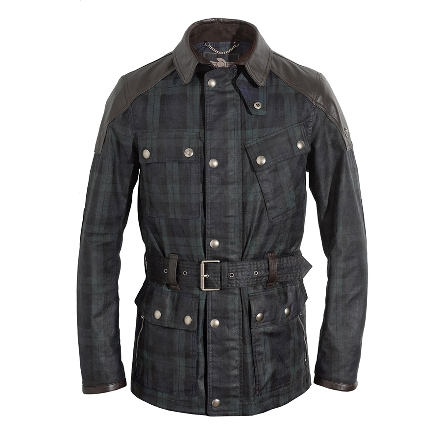 Morunge William Jacket Blackwatch Limited Edition