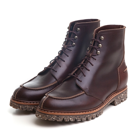 [THE KLAXON] PALLAS BOOTS CXL D/BROWN