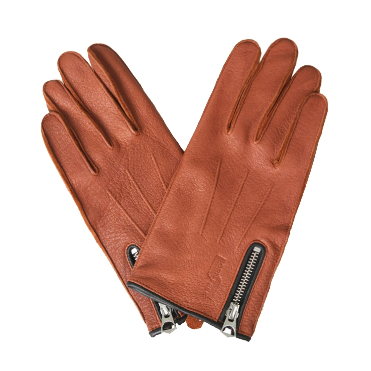 BORNFREE SMART PHONE TOUCH GLOVE BROWN