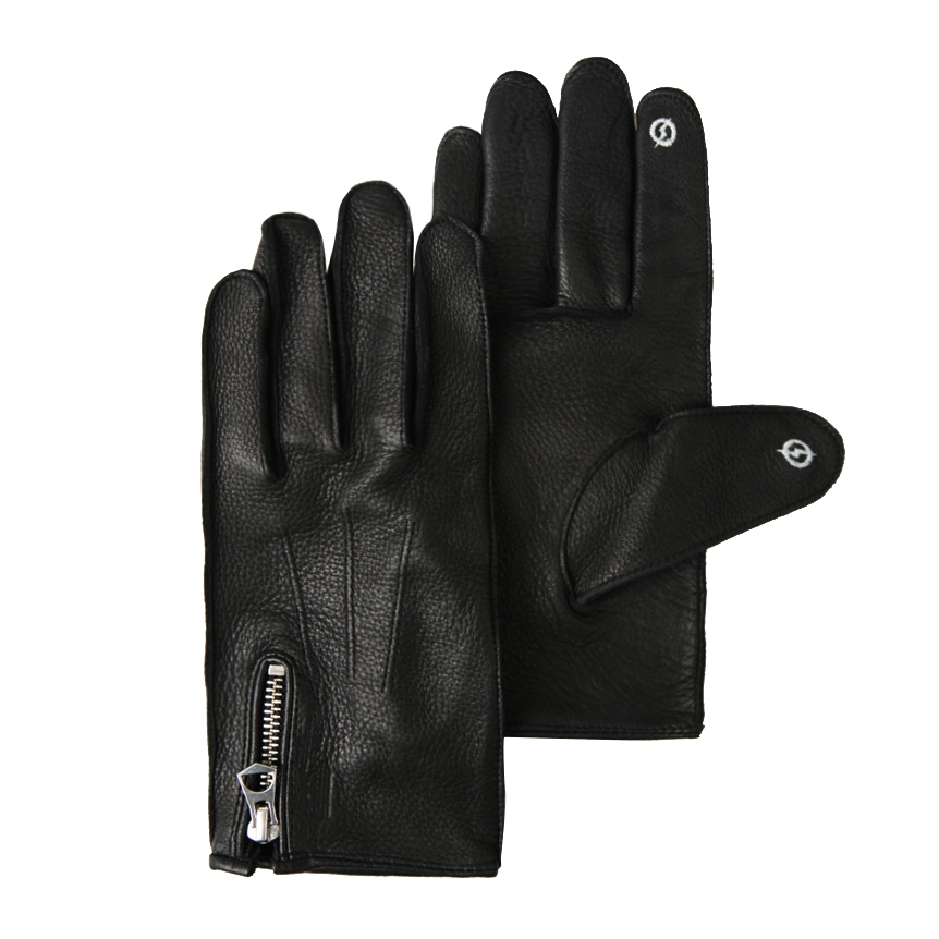 BORNFREE SMART PHONE TOUCH GLOVE BLACK