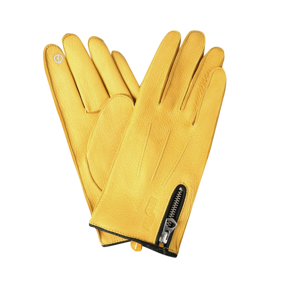 BORNFREE SMART PHONE TOUCH GLOVE YELLOW