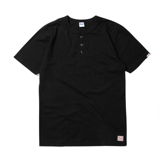 Prestons Henly Tee [Black]