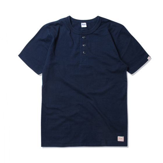 Prestons Henly Tee [Navy]