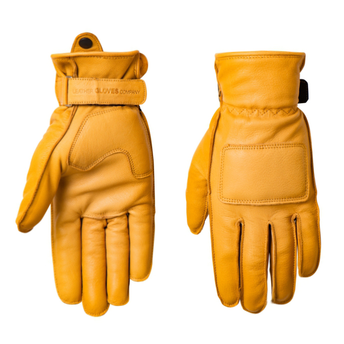 Leather Gloves Company Deer Skin Gloves