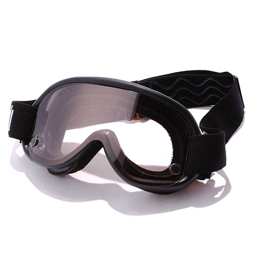 BARUFFALDI SPEED4 CLASSIC GOGGLE BLACK (+5 LENSES)
