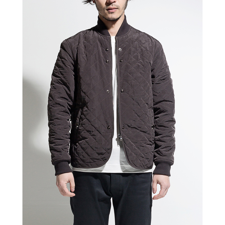 MORUNGE WARMSKIN QUILTED JACKET