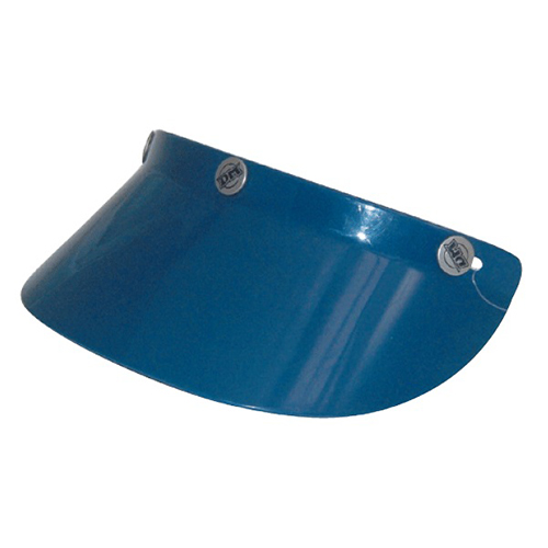 DAMMTRAX LONG SUN VISOR - BLUE
