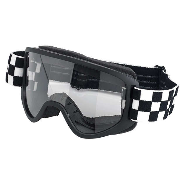 [빌트웰 모토 2.0 고글] BILTWELL - Moto 2.0 Goggle - Checkers Black