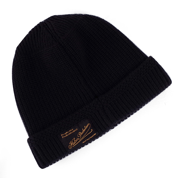 [20%SALE] [휴브리스 왓치캡] HUBRIS - WATCH CAP - BLACK