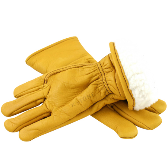[카이톤 방한글러브] Kytone Winter Gloves Doubles - Camel