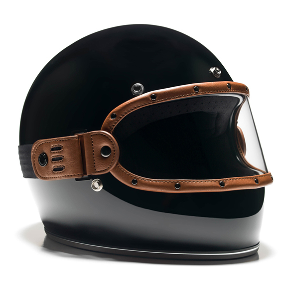 THE EQUILIBRIALIST MASKA GOGGLE - BROWN