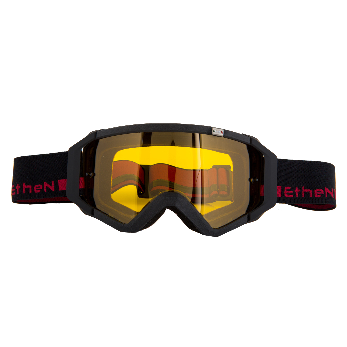Ethen Vintage MX05 Goggle - Bordeaux