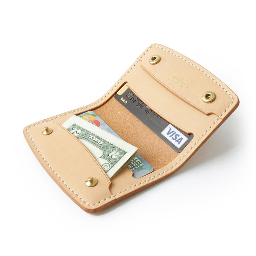 Robbie's classic H. Card Holder Natural