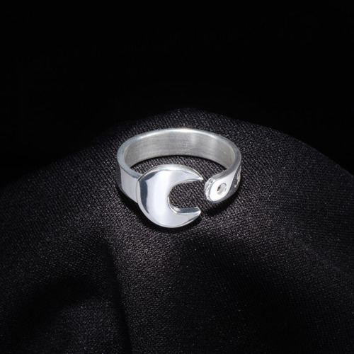 ROUILLE RING 925 - SILVER