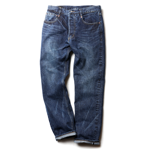 Lot 308 Washed Selvedge Denim Pants