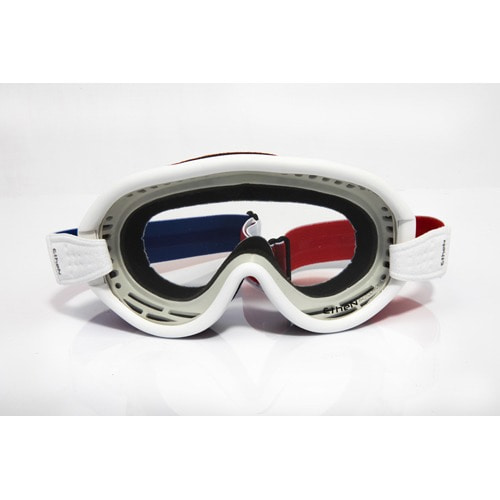Ethen Scrambler goggle France flag