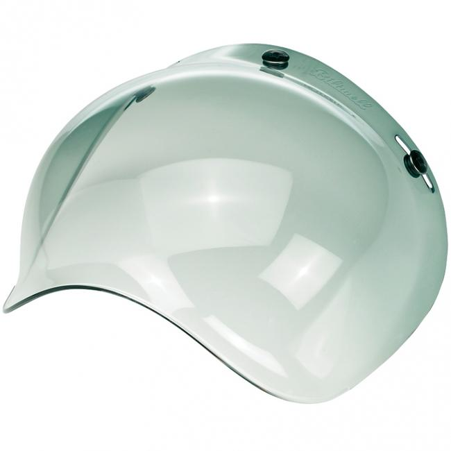 Biltwell Bubble Shield - Green Gradient