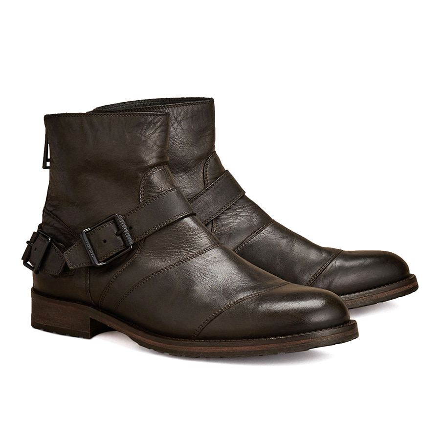 TRIALMASTER BOOT MAN - BLACK