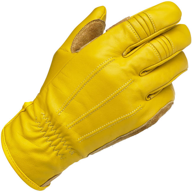 Biltwell - WORK GLOVES - GOLD