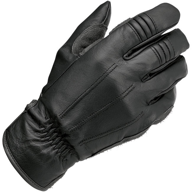 Biltwell - WORK GLOVES - BLACK