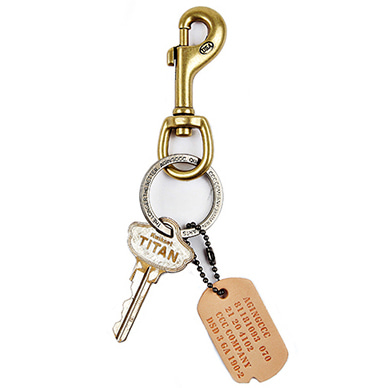 AGINGCCC - 14# STANDARD KEY RING
