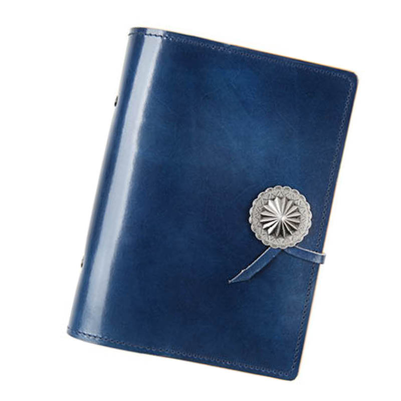 AGINGCCC - 297# EXCLUSIVE DIARY-BLUE