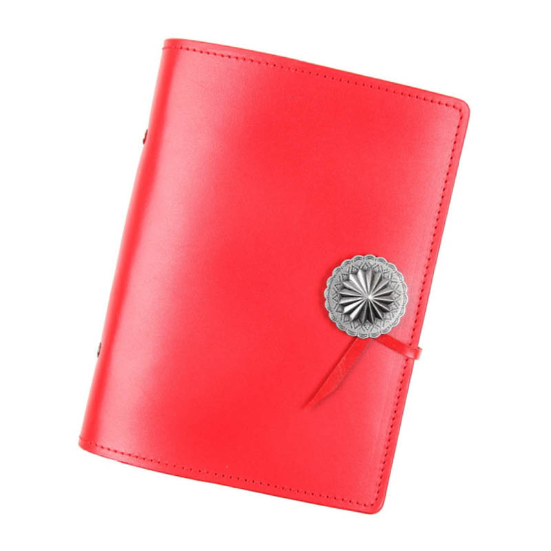 AGINGCCC - 296# EXCLUSIVE DIARY-RED
