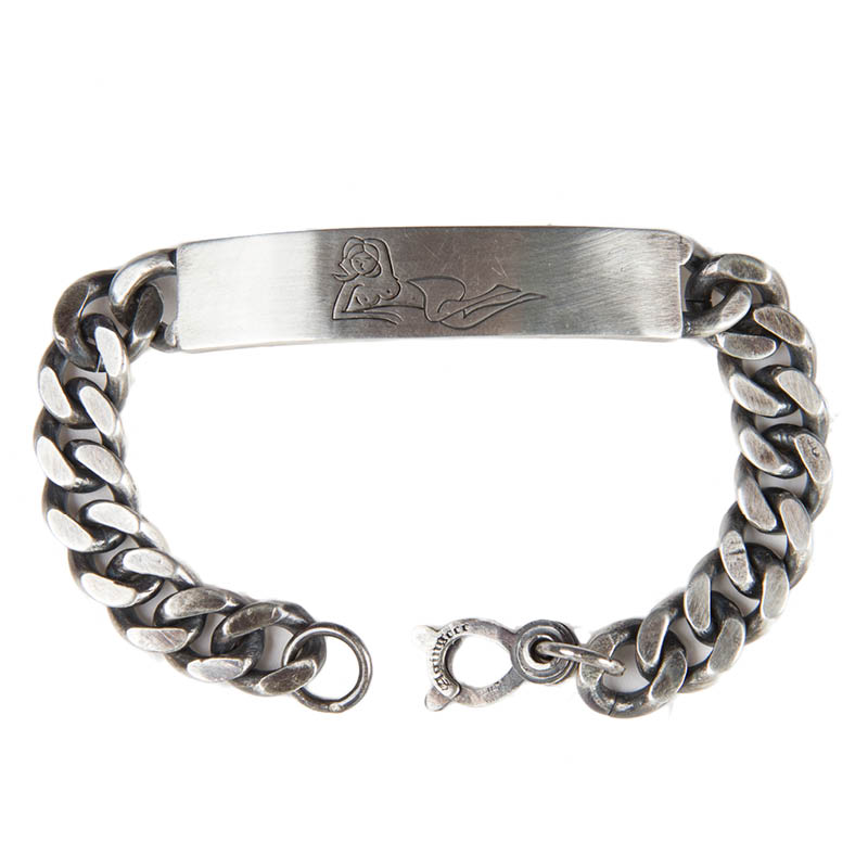 AGINGCCC - 300# PINUP GIRL ID BRACELET
