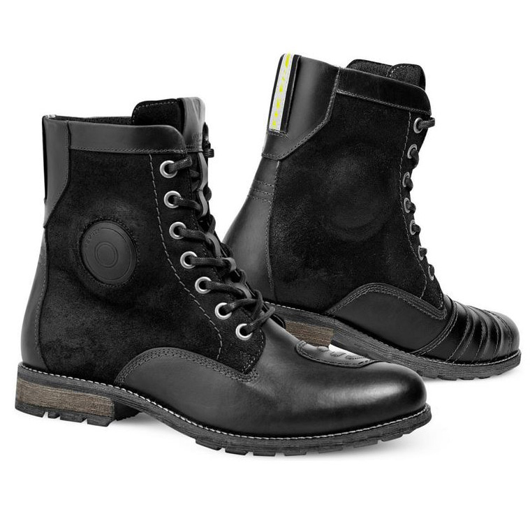 REV'IT REGENT BOOTS - BLACK