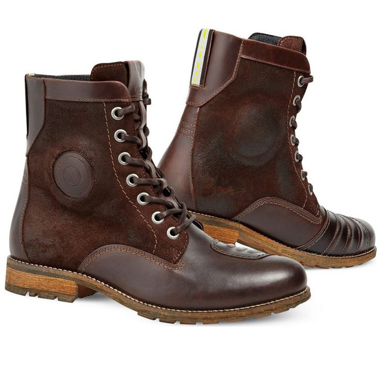 REV'IT REGENT BOOTS - BROWN