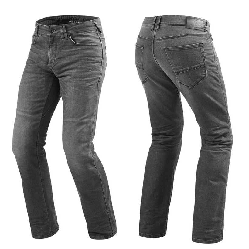 [레빗 데님팬츠] REV'IT - PHILLY2 JEANS / DARK GREY