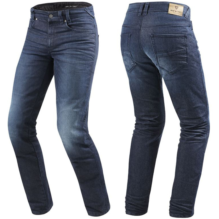 [레빗 데님팬츠] REV'IT - VENDOM2 JEANS / DARK BLUE