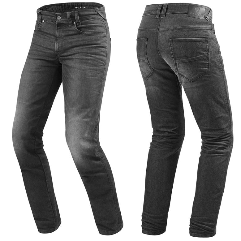 [레빗 데님팬츠] REV'IT - VENDOM2 JEANS / DARK GREY