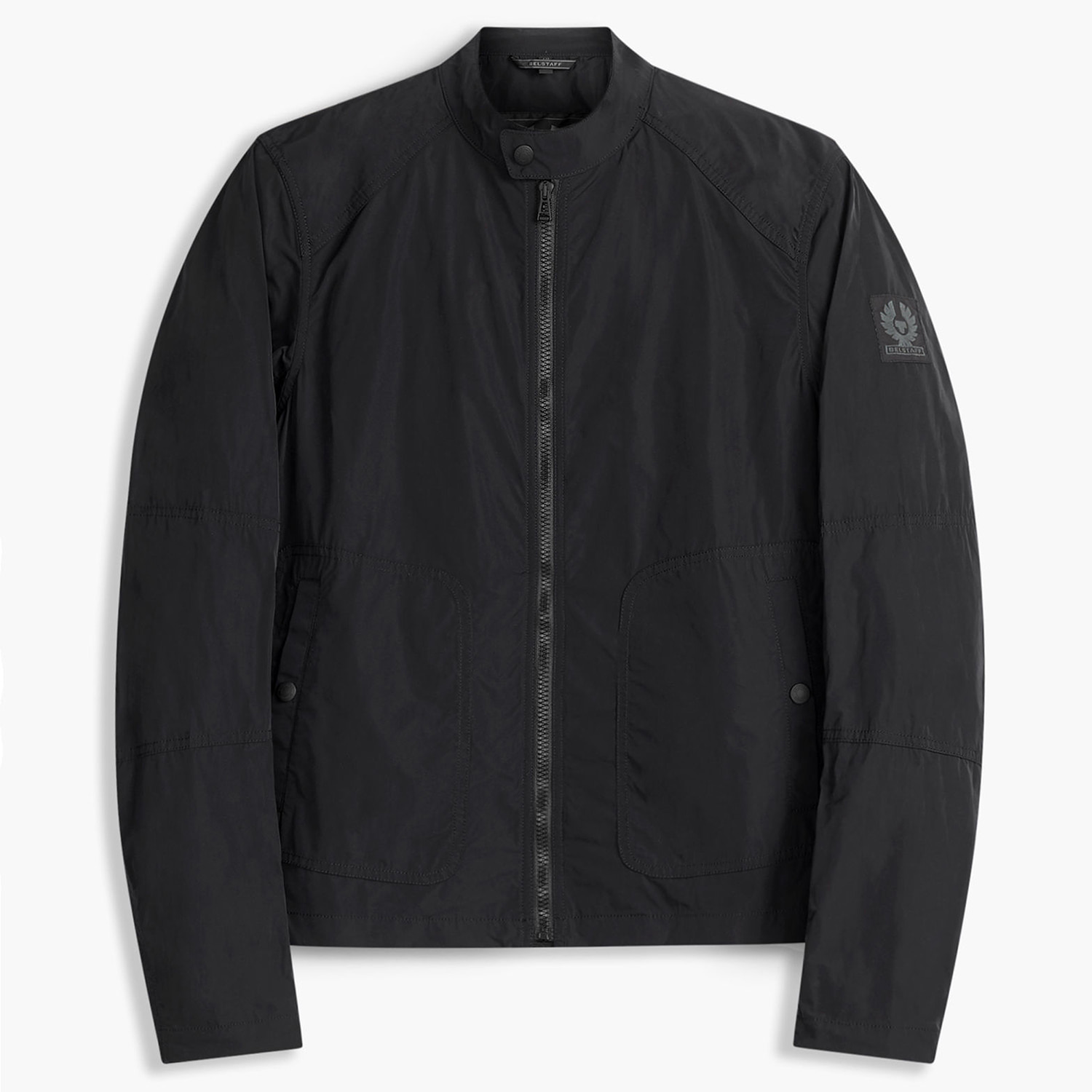 [벨스타프 바람막이 자켓] BELSTAFF RAVEN STONE JACKET - DARK INK