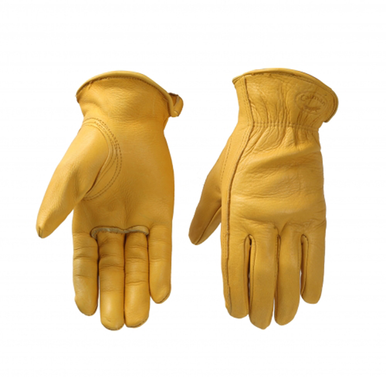 CAIMAN KOREA - Gold Basic Drivers Gloves