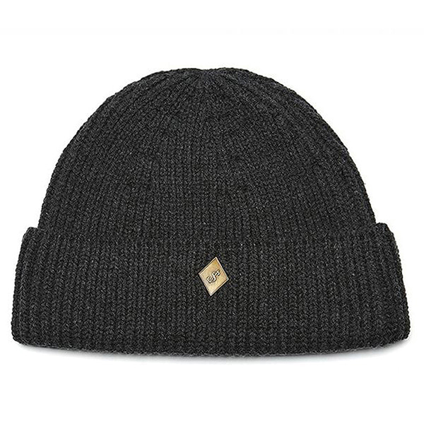 Millionairehats - (cotton) watch cap [DARK GRAY]