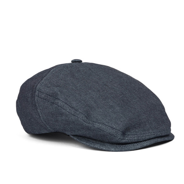 WILDBRICKS - DENIM HUNTING CAP (blue)