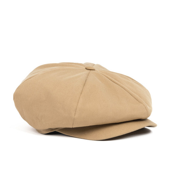 WILDBRICKS - BS NEWSBOY CAP (beige)