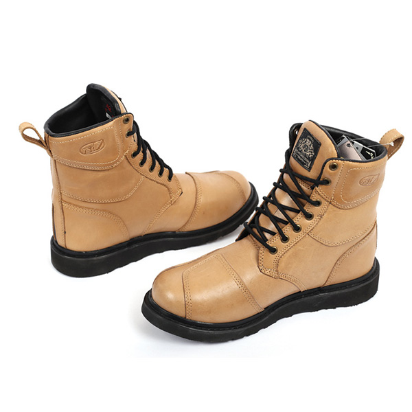 RSD BOOTS  MOJAVE WHISKEY