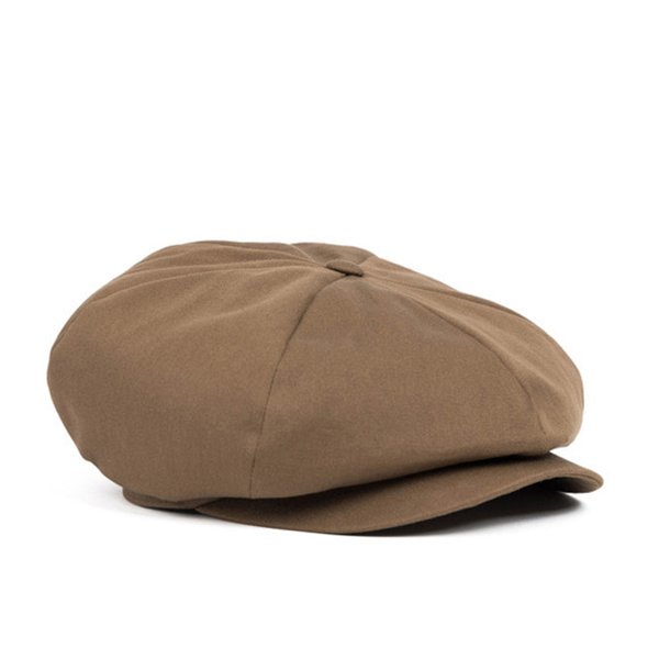WILDBRICKS - BS NEWSBOY CAP (brown)