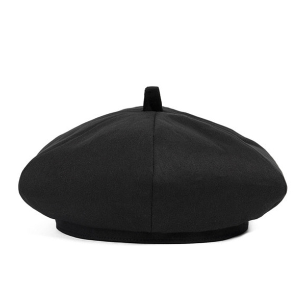 WILDBRICKS - BS BERET (black)