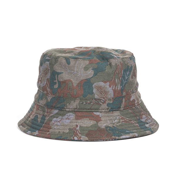 WILDBRICKS - CAMO BUCKET HAT (khaki)