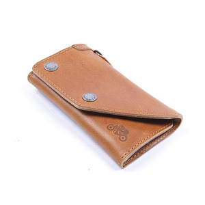 HELSTONS WALLET TAN